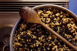 The Meredith family's mincemeat