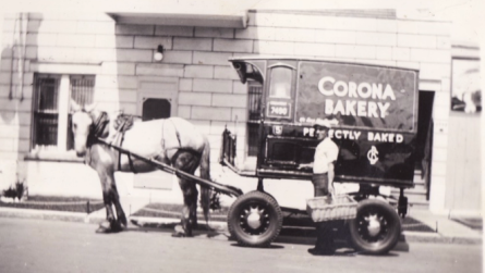The Corona Bakery delivery run