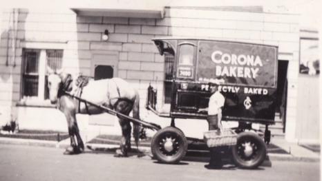The Corona Bakery delivery run