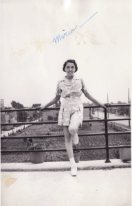 Mary Monaco at 16
